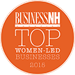 BusinessNH Top Women-LED Businesses 2015