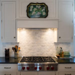 kitchen backsplash with tile